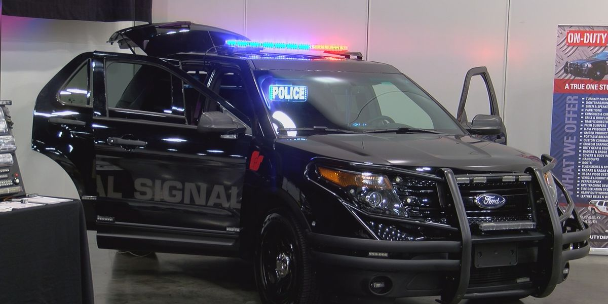 Police chief convention takes over Owensboro
