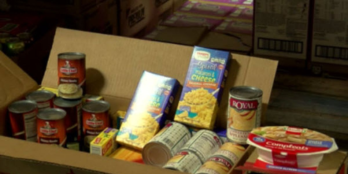 Mayor Winnecke announces food drive to help those in need