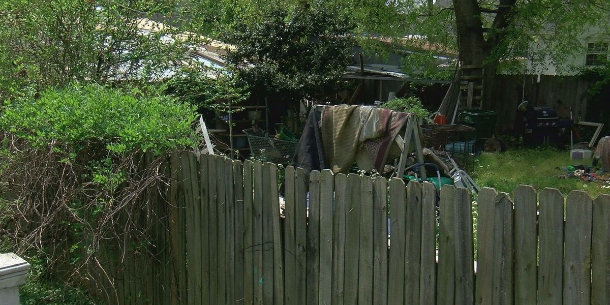An Owensboro property condition upsets neighbors