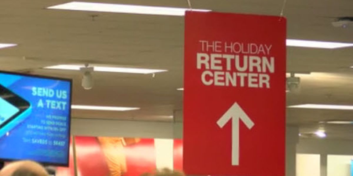 Hustle, bustle of holiday shopping season continuous
