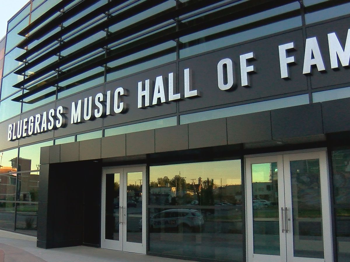 Bluegrass Hall of Fame and Museum opening celebrations