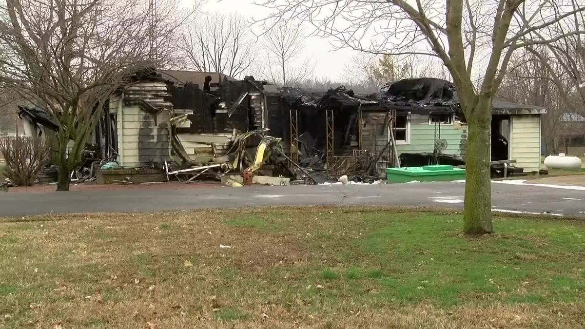 Couple killed in overnight fire in Union Co.