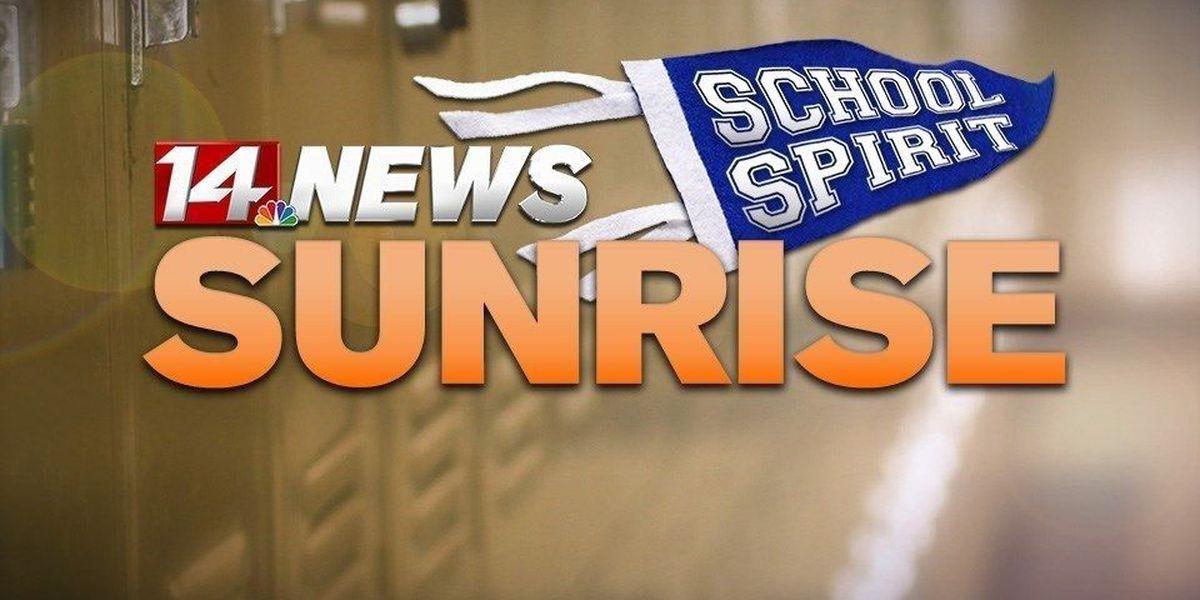 Sunrise School Spirit Recap - Pike Central HS