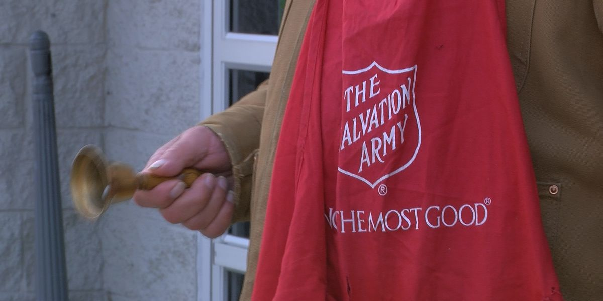 Anonymous donor will match Salvation Army red kettle donations