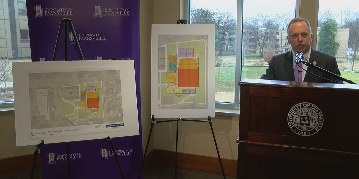 UE announces location for new wellness and recreation center