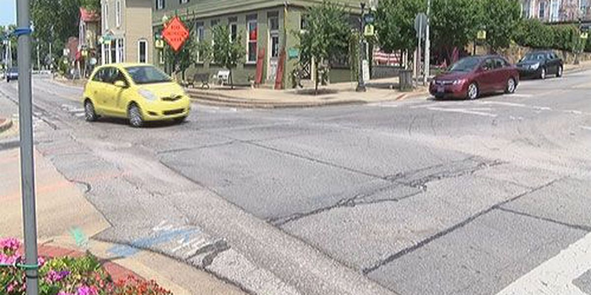 Newburgh intersection to close for sewer work
