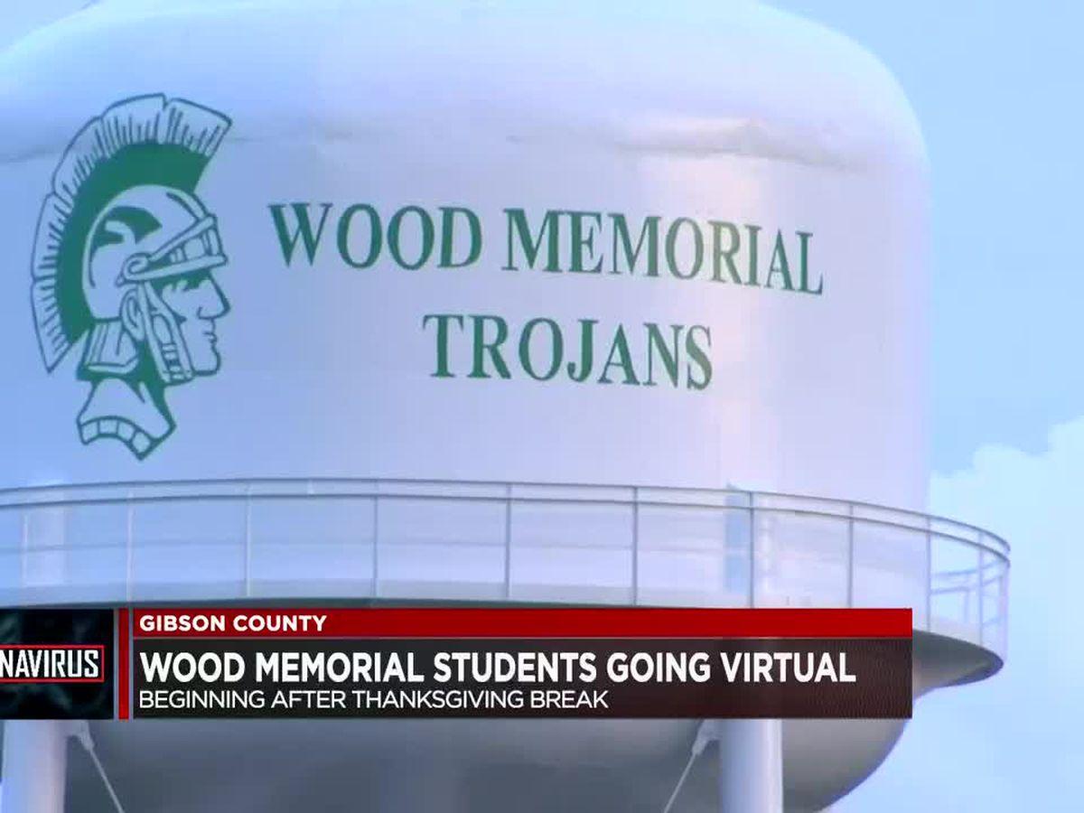 Wood Memorial High School going virtual