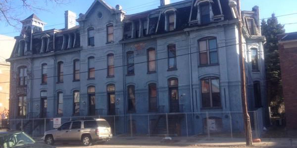 Historic building in downtown Evansville declared a safety hazard
