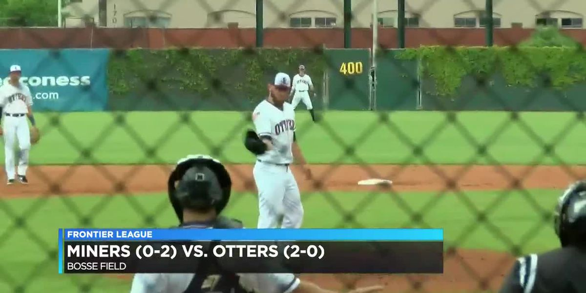 Otters vs Miners game 3