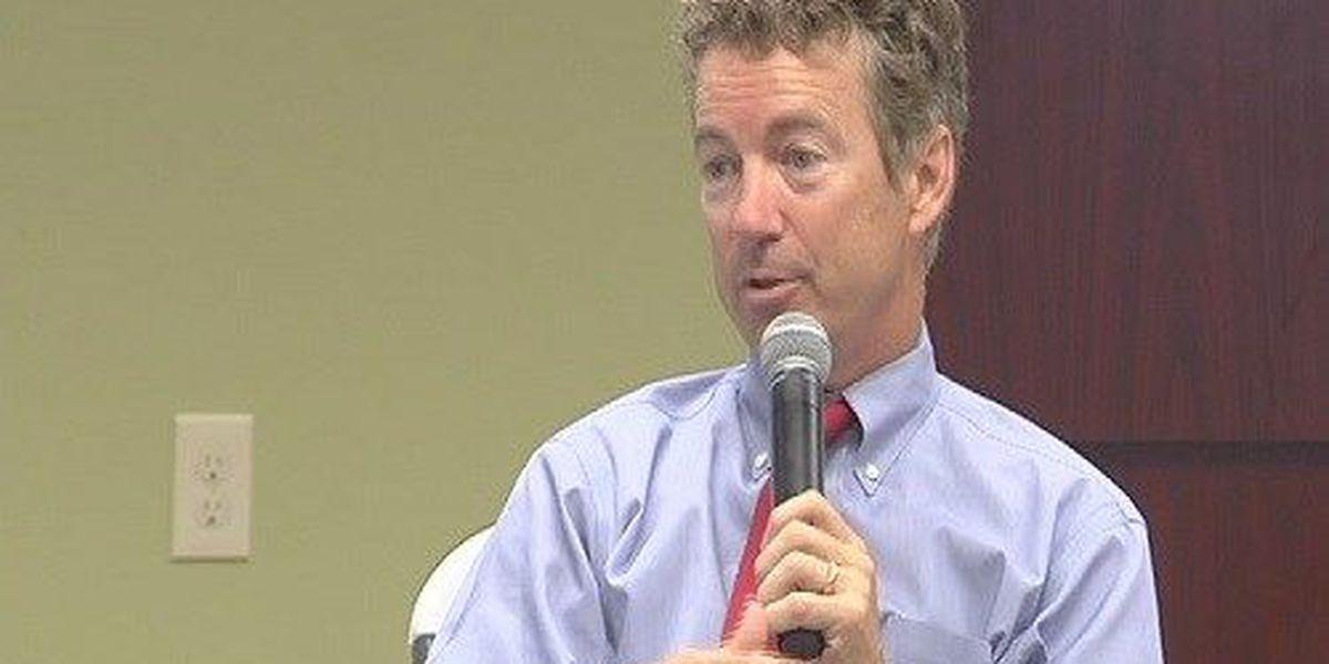 Sen. Rand Paul to speak at Owensboro event