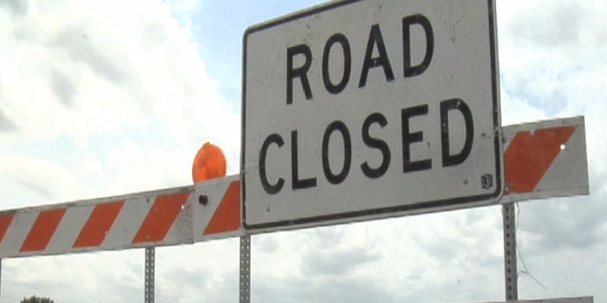 Crews closing S.R. 65 for bridge overlay work