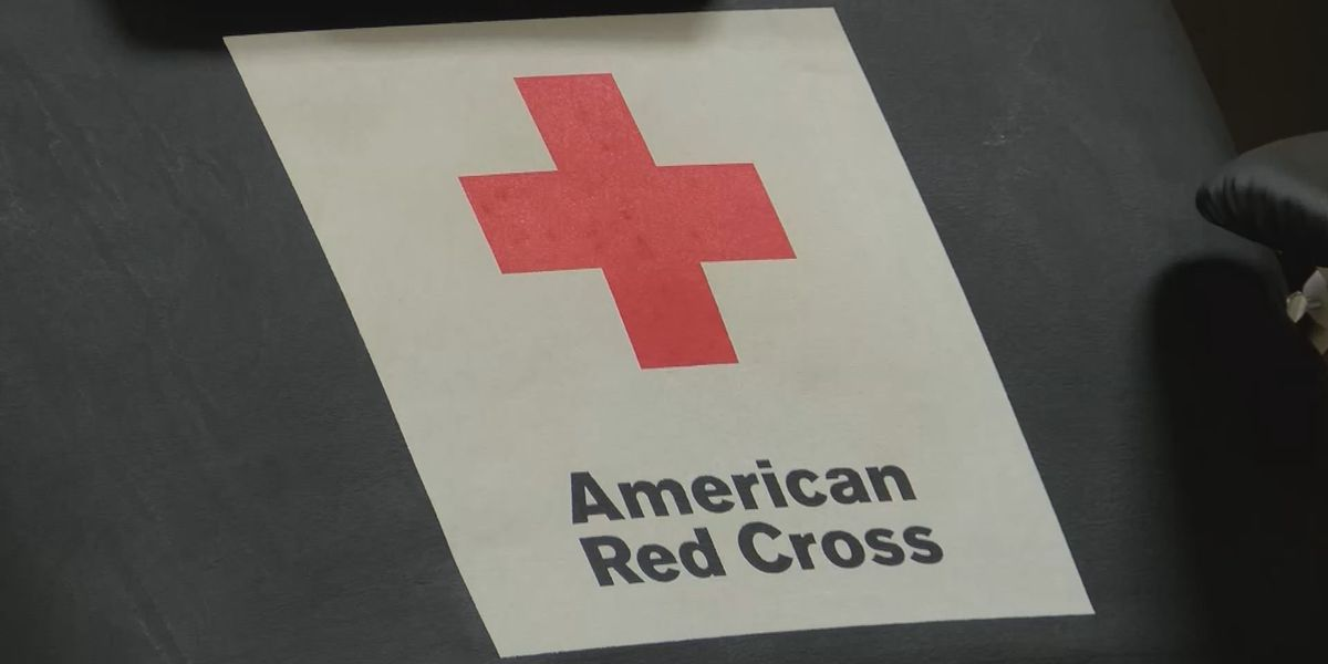 Red Cross in need of donations after winter storms