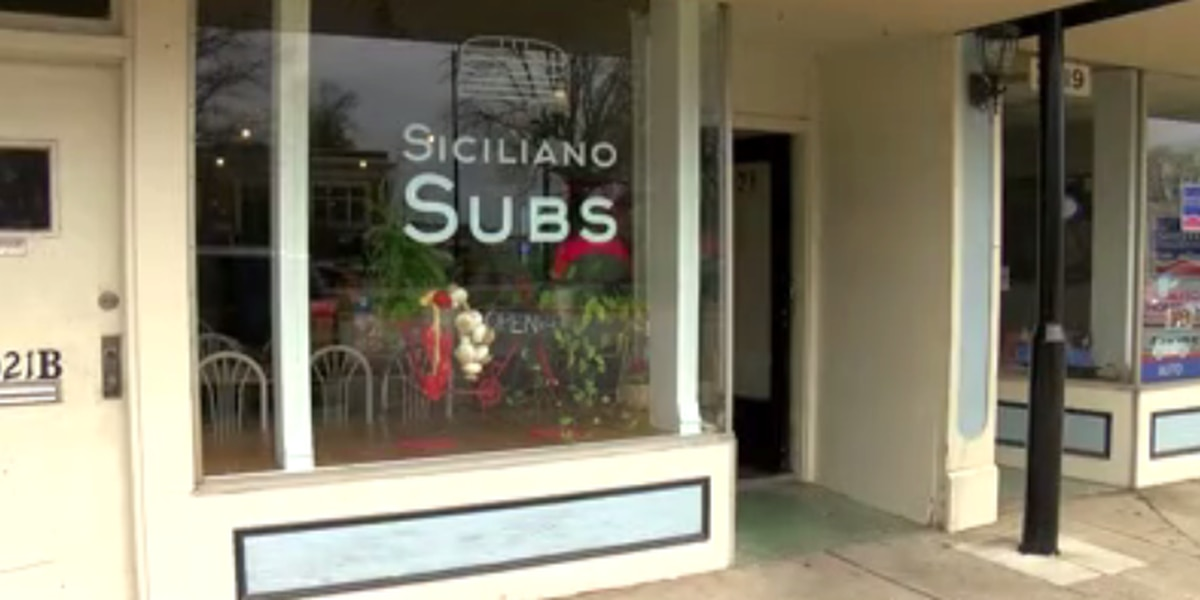 Siciliano Subs closing doors for two weeks amid coronavirus pandemic