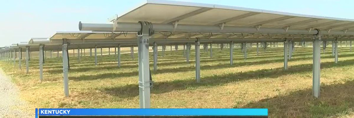 Solar power farms coming to Henderson, Webster Co. line