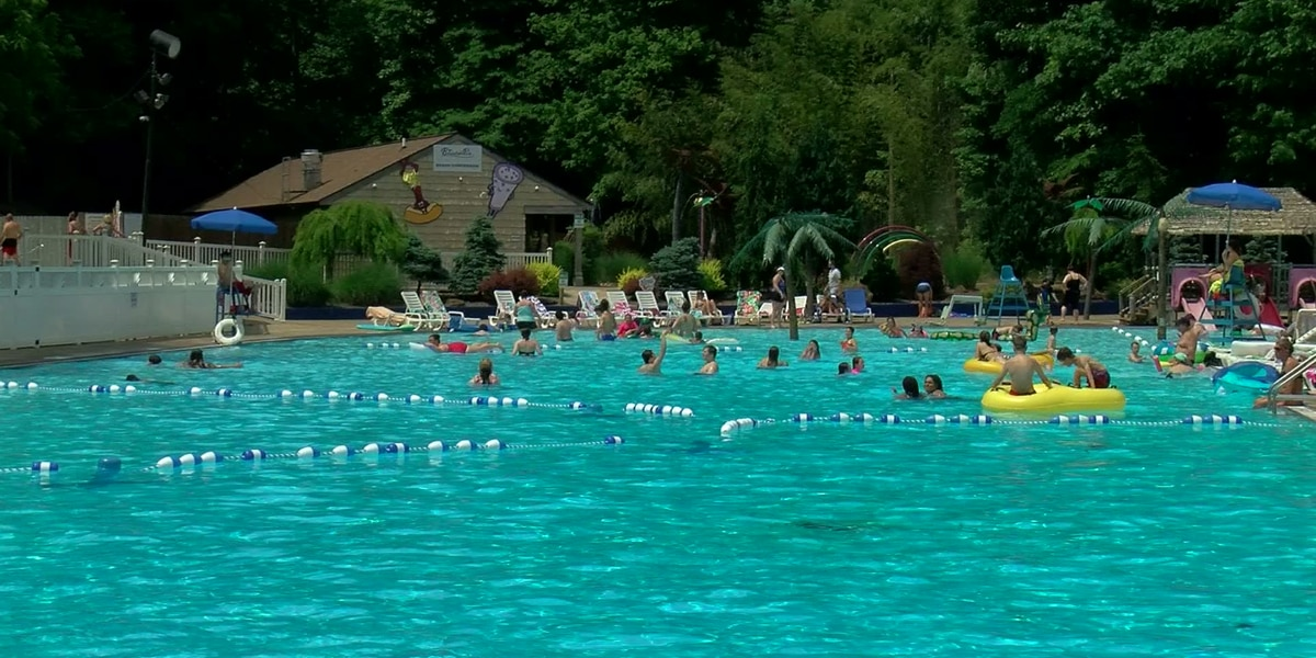 Burdette Park opens pool for the summer