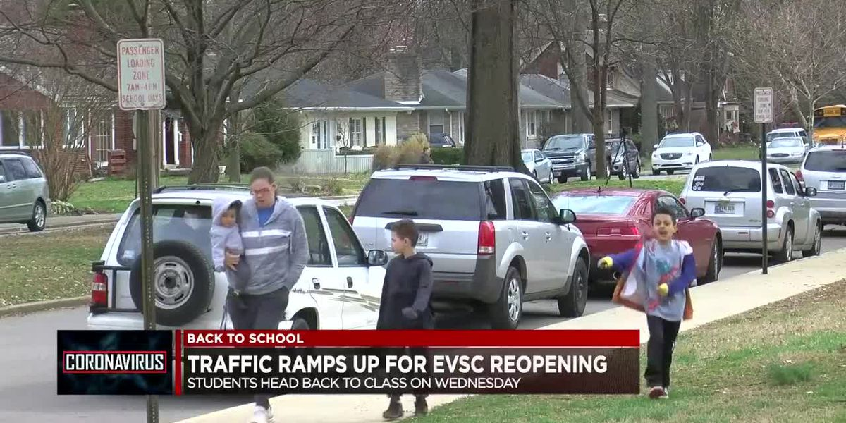 Law enforcement preparing for added traffic with EVSC starting next week