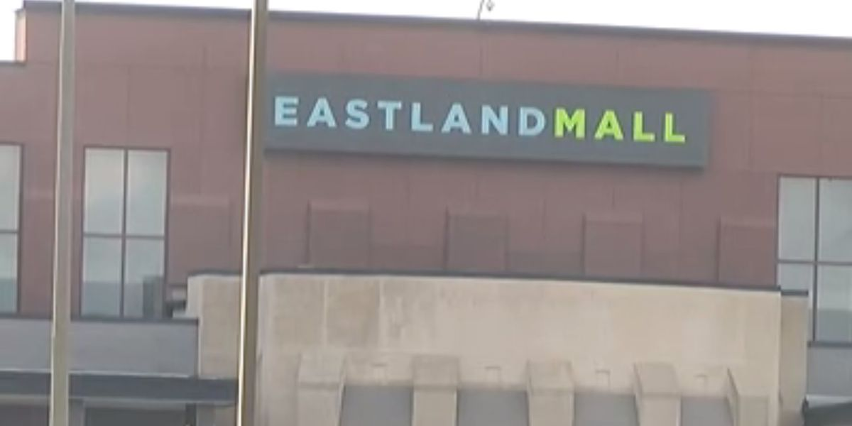Eastland Mall hosts drive-thru food drive on Fri.