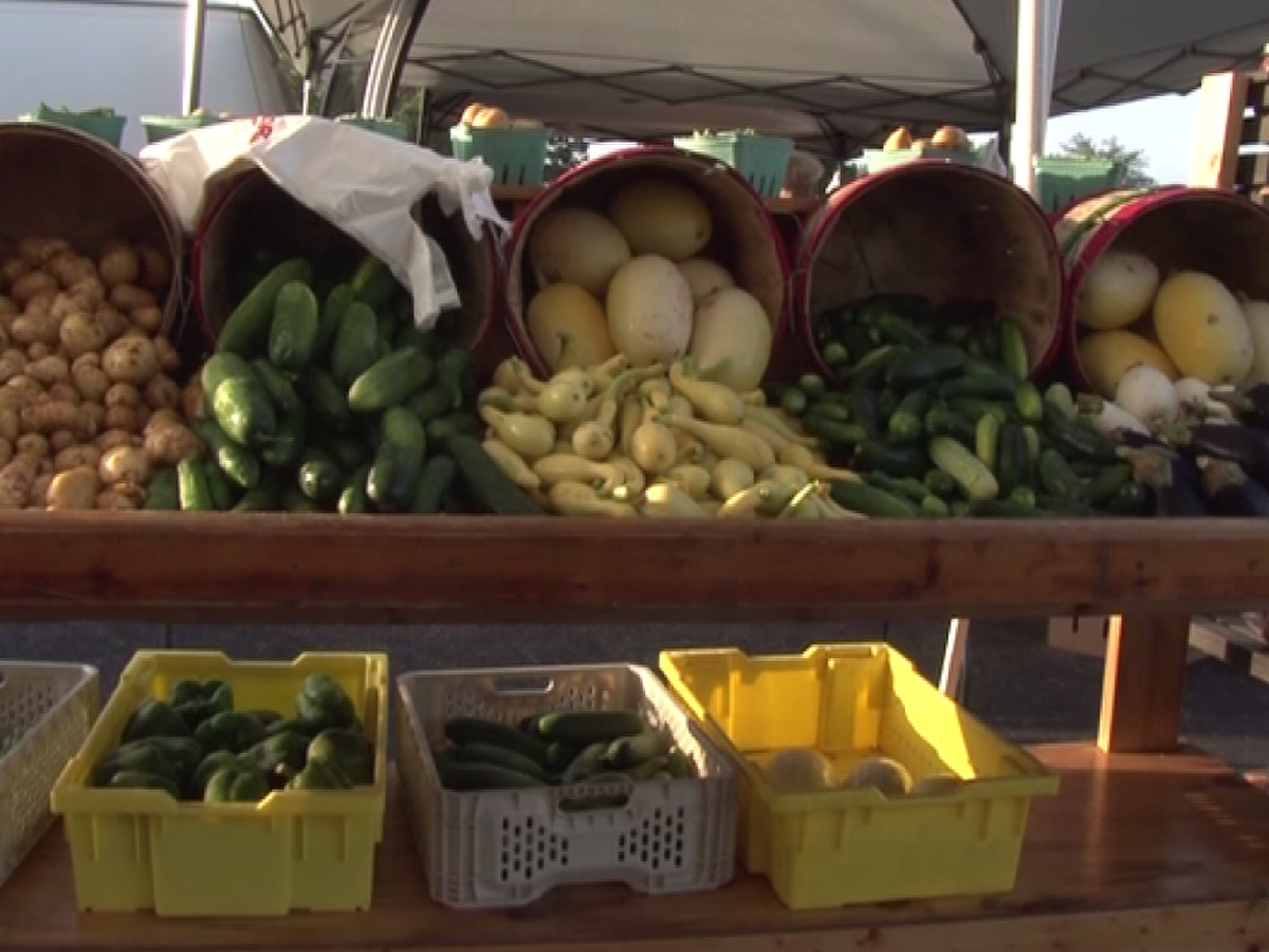 Owensboro Farmers Market begins Saturday