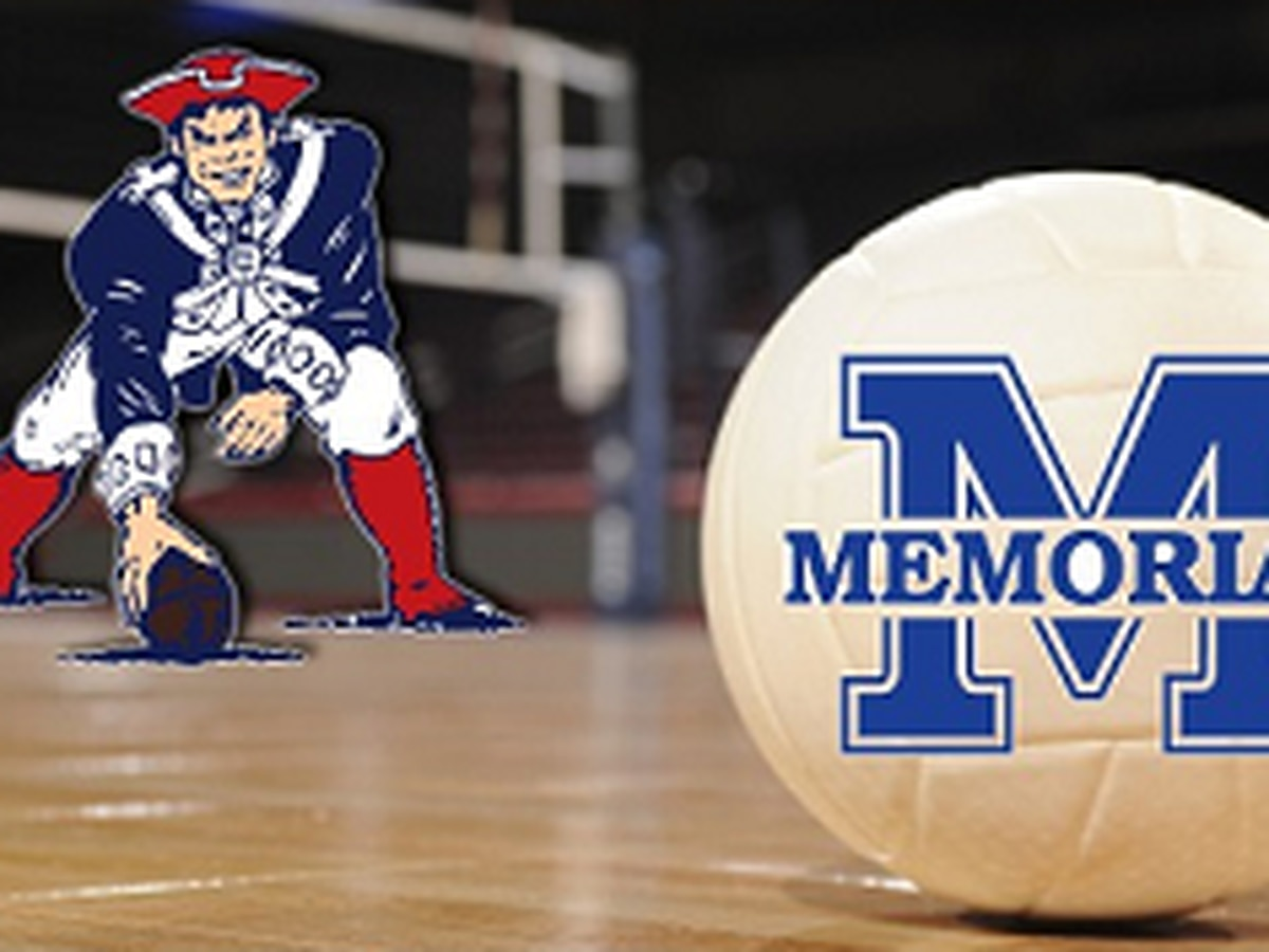 Volleyball Highlights: Memorial vs. Heritage Hills