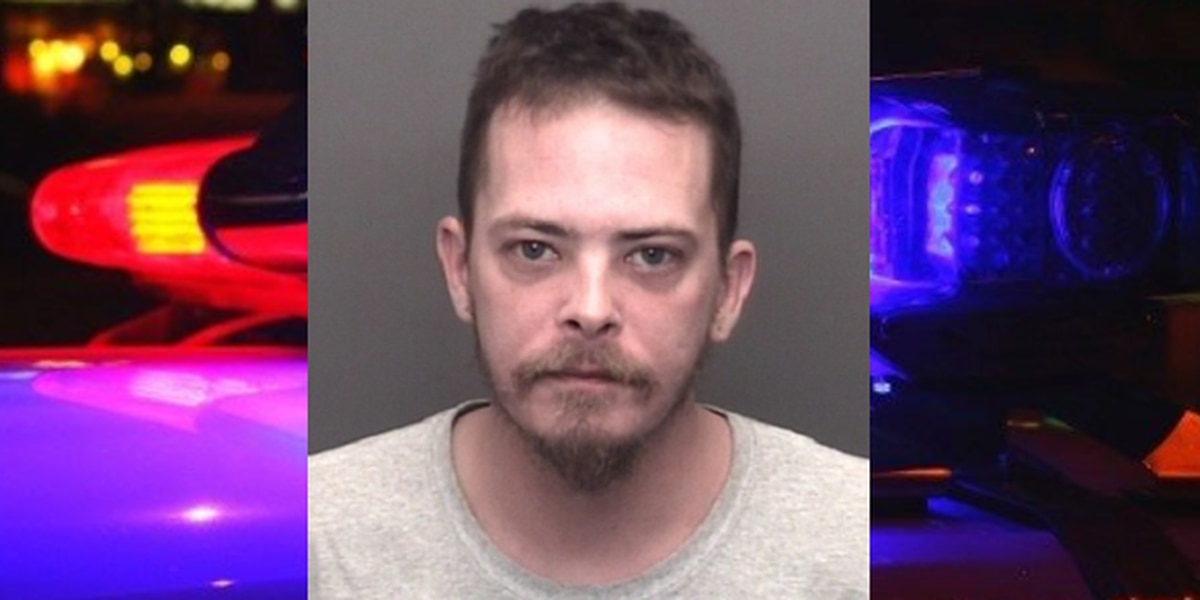 Affidavit: Driver with BAC 5 times legal limit arrested after crashing into vehicle