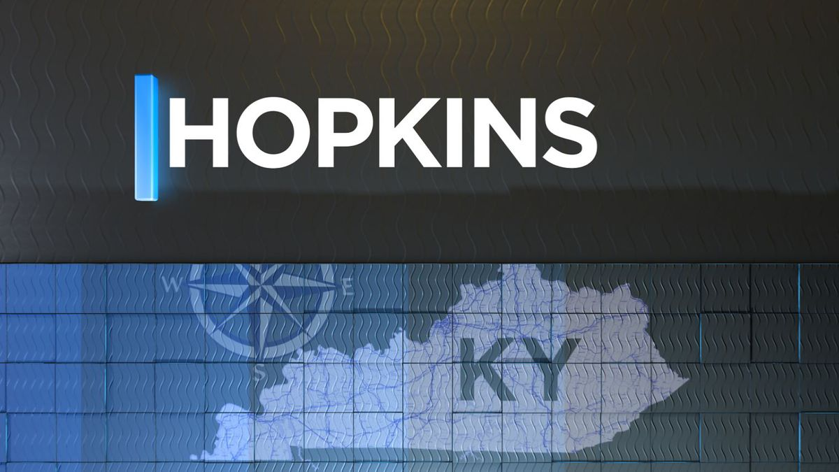Brown Road closed in Hopkins Co.