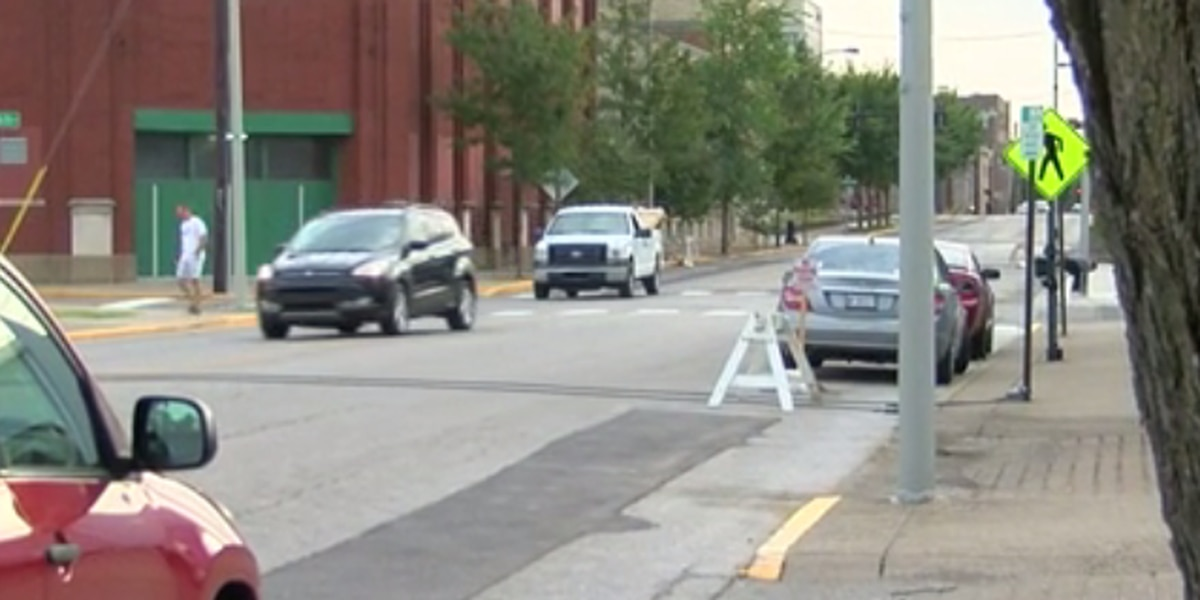 Traffic count being conducted only days after pedestrian is hit near new YMCA