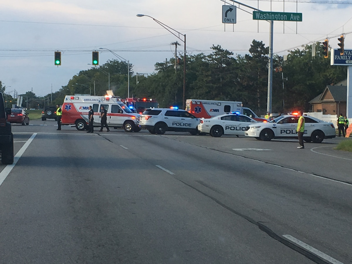 Dispatch: EPD, EFD respond to crash with injuries