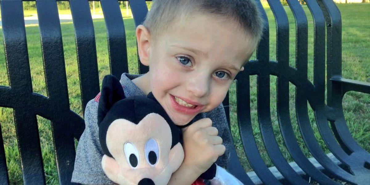 Ohio Co. boy with congenital heart failure has wish granted