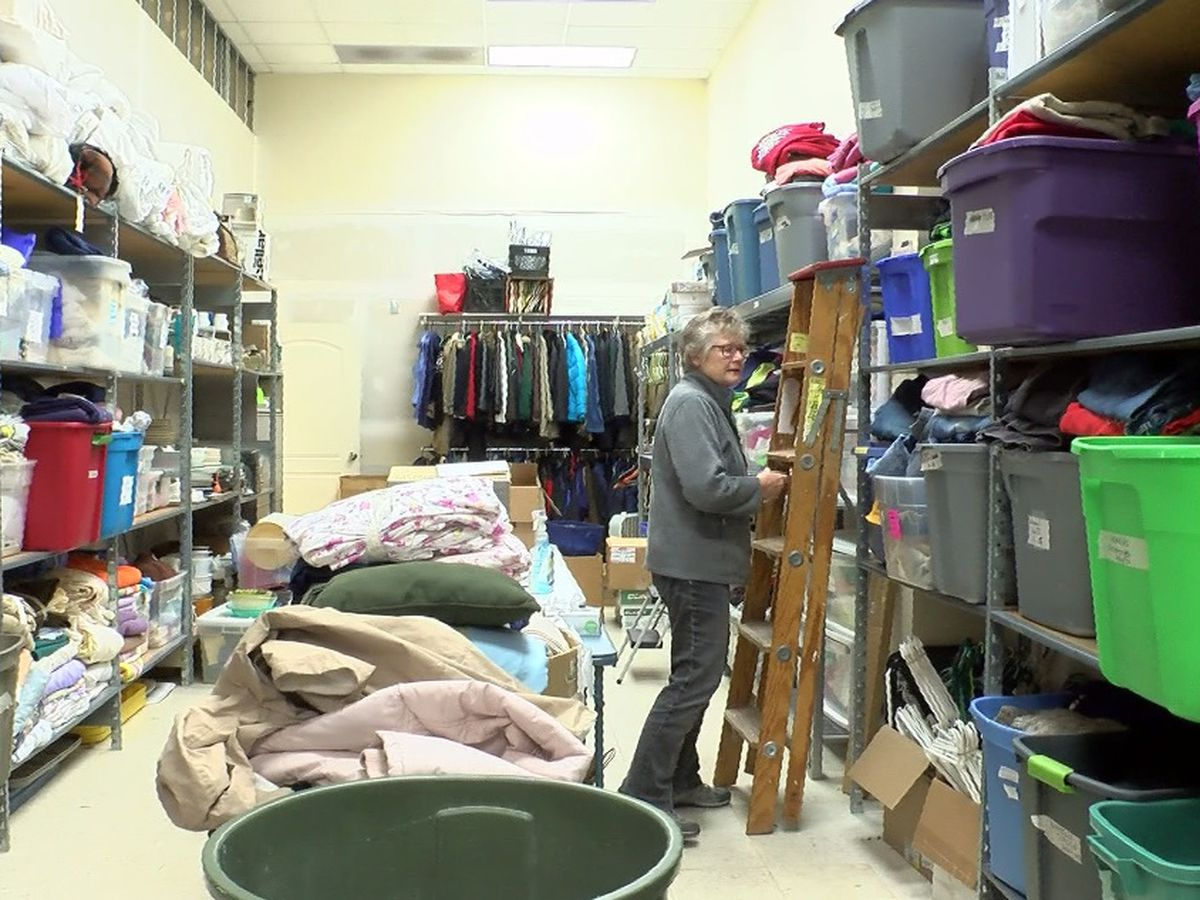 Homeless shelters in need of donations for upcoming winter