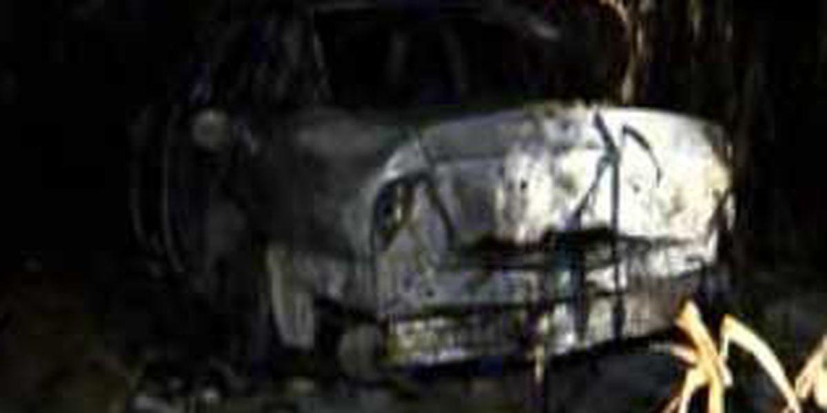 Henderson Co. accident victim calls 911