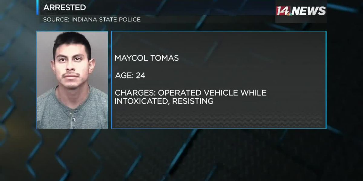 ISP: intoxicated driver arrested after citizen helps trooper locate him