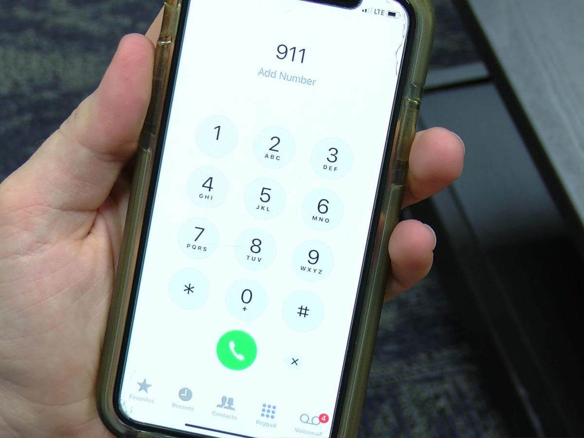 Police: Woman calls 911 more than 30 times for non-emergency