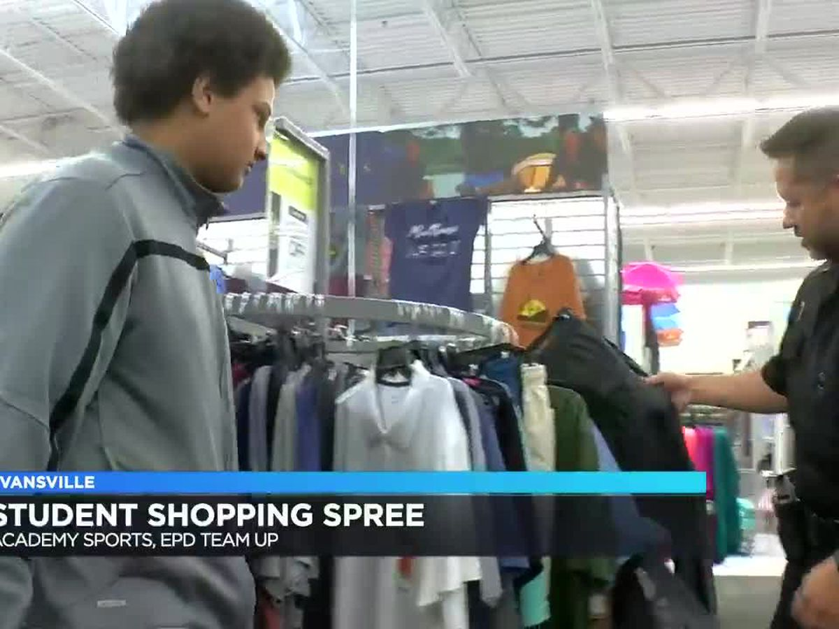 Academy Sports, EPD team up to help kids with back to school shopping