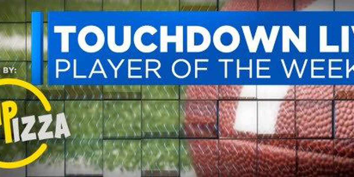 Azzip Pizza TDL Player of the Week nominees