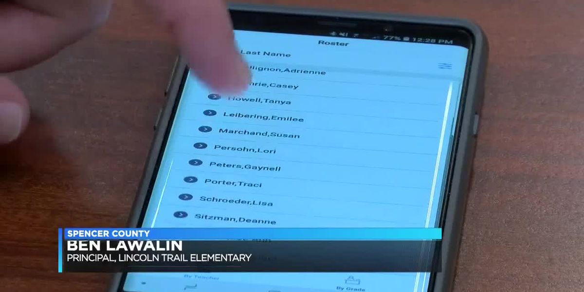 North Spencer schools using mobile app for safety