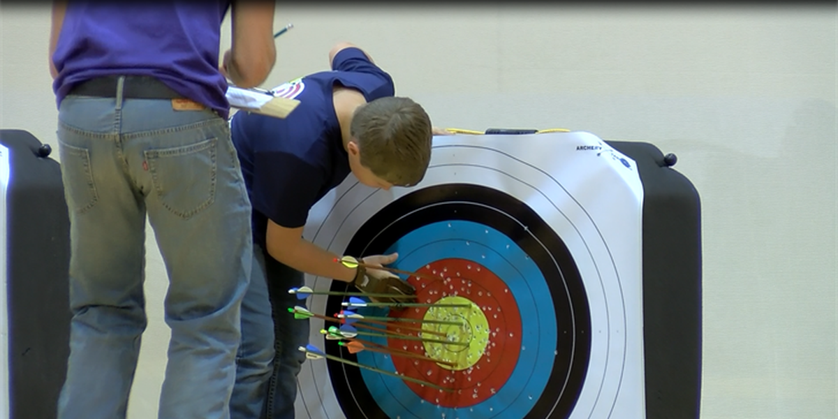 Gibson So. hosts 4th annual New Year's Classic Archery Tournament