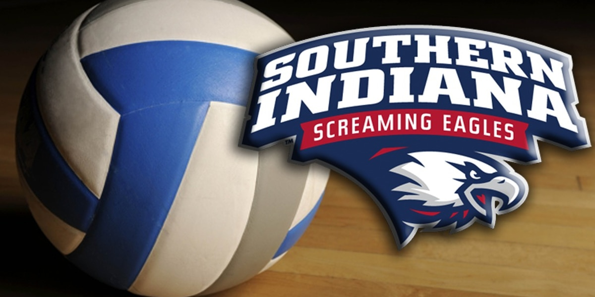 USI Volleyball Splits Day Two of Warrior Invitational