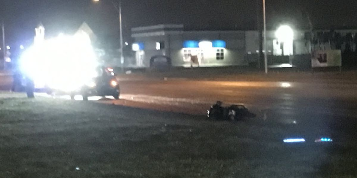 Dispatch: Crews called to moped, car wreck on Green River Rd.