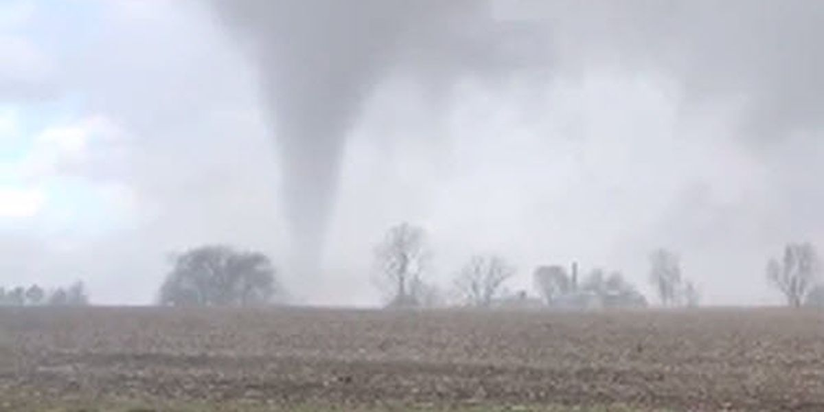 Storms move through Tri-State; NWS confirms Morganfield tornado
