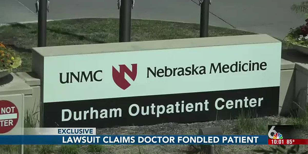 Lawsuit alleges former Nebraska Medicine physician of touching patient under anesthesia