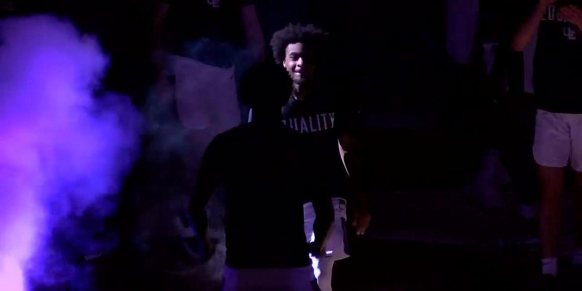 UE men's basketball falls short to Missouri State despite Newton's career-high performance