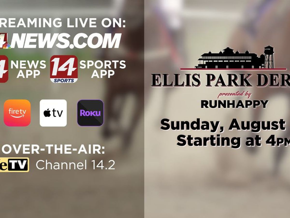 WATCH LIVE: Ellis Park RunHappy Derby coverage starts 4 p.m. Sunday