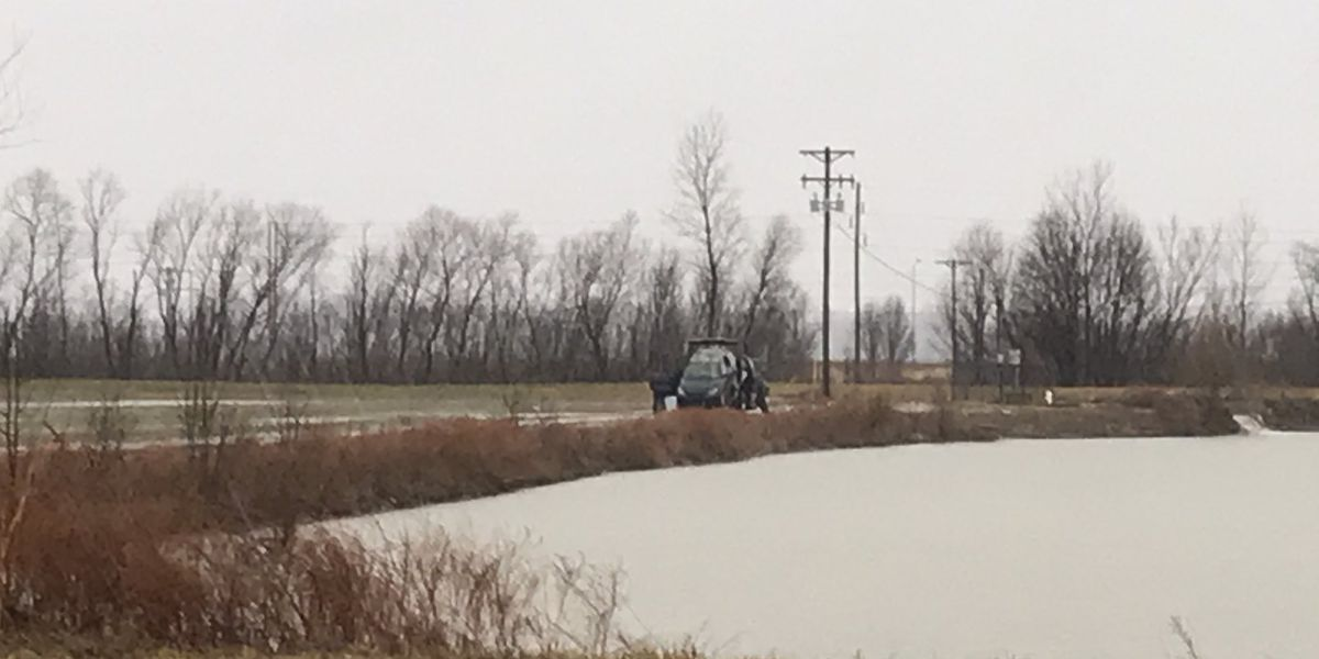 Person found in submerged car in Owensboro identified