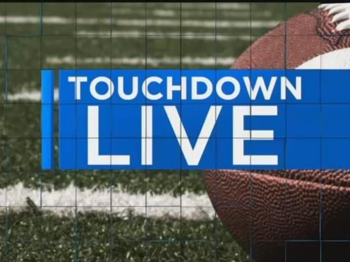 Touchdown Live playoff scoreboard; Watch TDL at 10:35