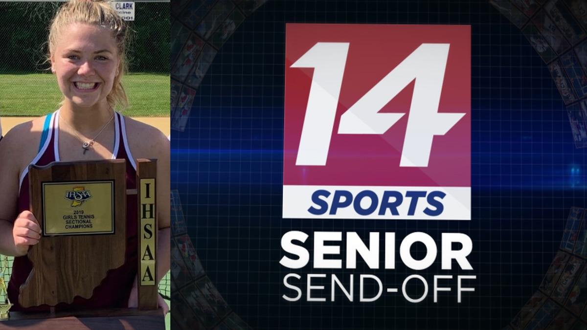 Senior Send-Off: Addison Brown