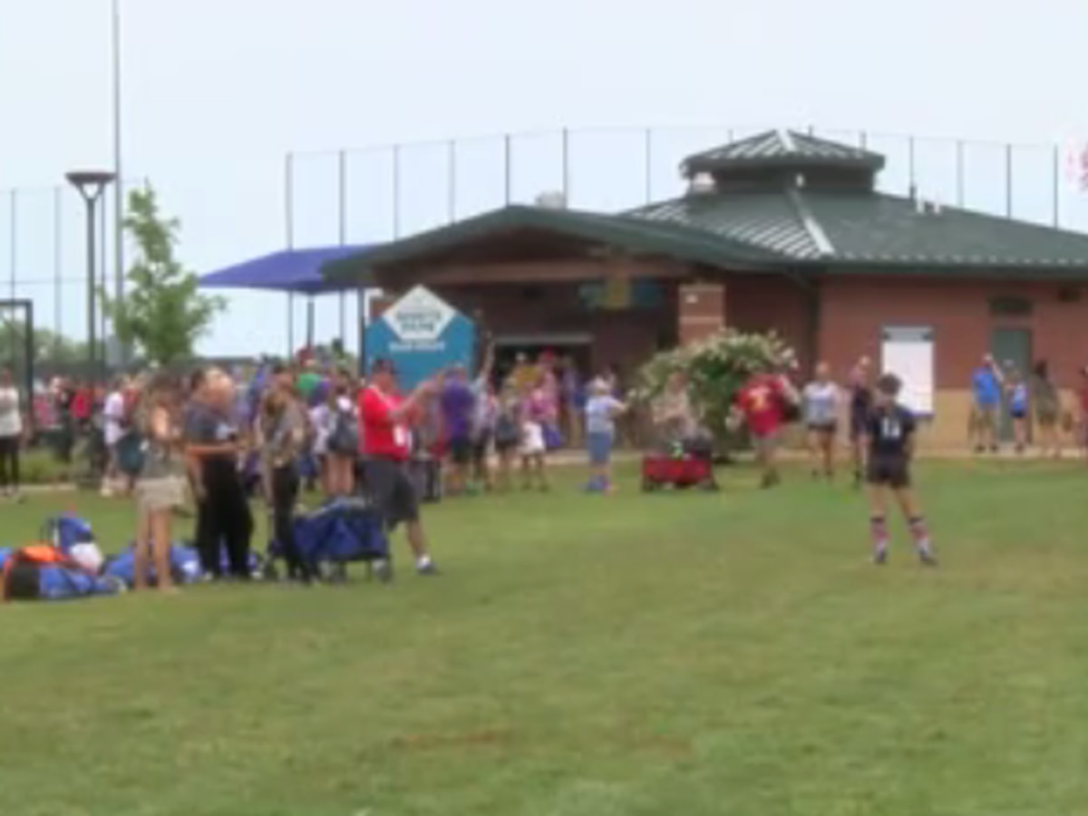 USSSA Softball Tournament kicks off in Evansville
