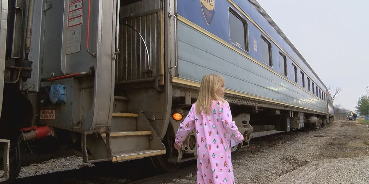 Polar Bear Express returns to Tell City