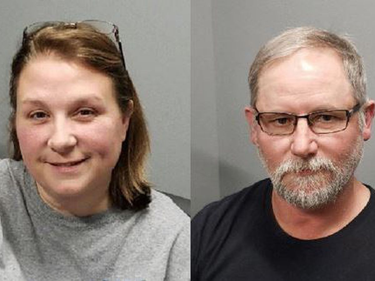 Union Co. couple released on bond after being arrested in connection to Capitol riot