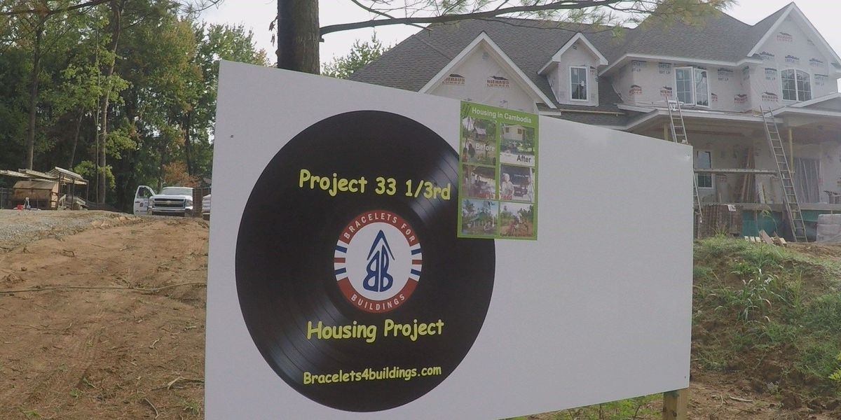 New local building project helps families abroad
