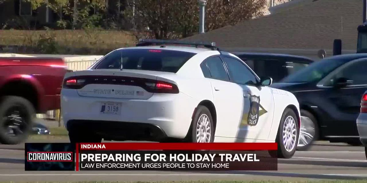 Law enforcement preparing for holiday travel